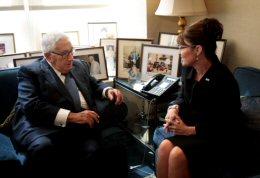 """""""Levitra? No Mr. Kissinger I said nice to meet yaa!"""""""