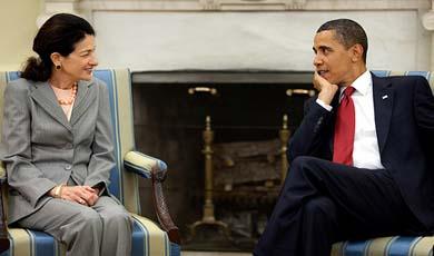 Olympia e Barack